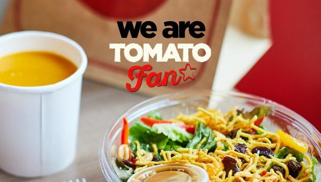 Club tomato Fan